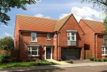 new house for sale in Empington Drive, Syston