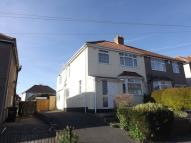 semi detached property for sale in Hillyfield Road, Bristol...