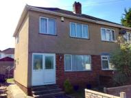 3 bedroom semi detached home for sale in Bampton Close...