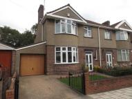 3 bed semi detached home in Marguerite Road, Bristol...