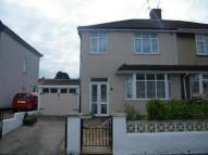 semi detached home for sale in Rochester Road...
