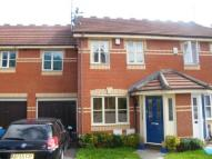Terraced home in Davies Drive...