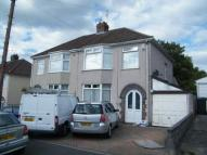 3 bed semi detached property for sale in Clyde Grove, Filton...