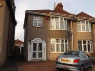 3 bed semi detached home in Symington Road...
