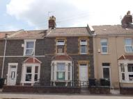 Terraced property in Maywood Road, Fishponds...