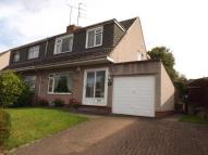 3 bed semi detached home in Courtfield Grove...