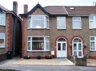 3 bed semi detached home for sale in Hillside Road, Kingswood...
