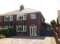 3 bedroom semi detached home for sale in Pikemere Road, Alsager...