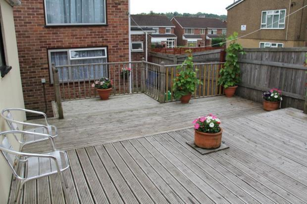Decking Front