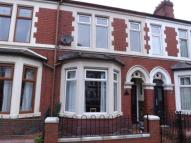 3 bed Terraced home in Courtenay Road, Splott...