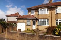 semi detached house in Portview Road, Avonmouth...