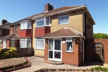 semi detached property in Avonmouth Road...