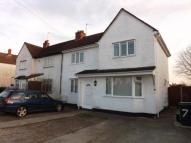 3 bedroom semi detached property in Gaunts Road...