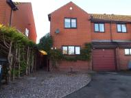 3 bed semi detached property in The Squires...