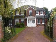 4 bedroom Detached house in Ladybrook Road, Bramhall...