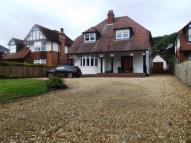 Detached house for sale in Wilmslow Road, Woodford...
