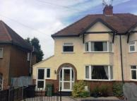 3 bedroom semi detached house for sale in Woodland Road, Worcester...