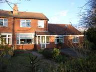 semi detached property in Rowton Grange Road...