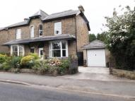 semi detached property in Manchester Road...