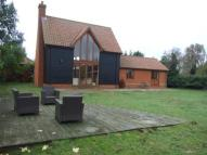 Detached home in Main Road, Theberton...