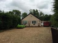 Bungalow in Drayton Road, Bletchley...