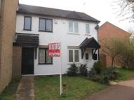 Terraced property in Kinross Drive, Bletchley...
