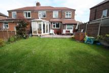 Bromleigh Avenue semi detached house for sale