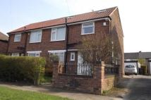 3 bed semi detached home in Llanberis Road...