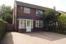 semi detached home for sale in Turves Road...