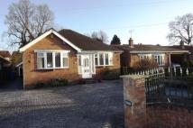 2 bed Bungalow in Aldersgate Road...