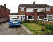 3 bedroom semi detached home for sale in Newlands Avenue...