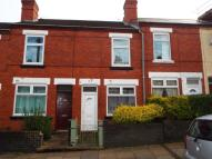 Terraced house in Melbourne Road, Coventry...