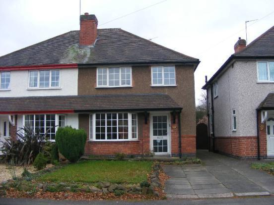 3 Bedroom Semi Detached House For Sale In Home Park Road Nuneaton