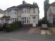 3 bed semi detached home for sale in Ryde Avenue, Nuneaton...