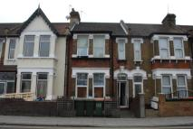 Terraced house in Plashet Road, London