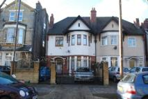 semi detached house in Norwich Road, London