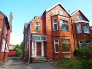semi detached home in Chandos Road, Manchester...