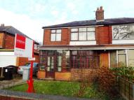 semi detached home for sale in Oakfield Avenue...