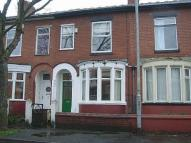 3 bedroom Terraced home in St. Annes Road, Chorlton...