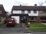 semi detached property for sale in Newchurch Lane, Culcheth...