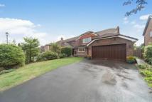 Detached home for sale in Doeford Close, Culcheth...