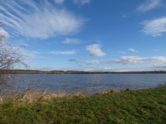 View over Pennington