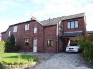semi detached house for sale in Manor Road, Lymm...