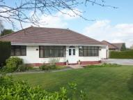Bungalow in Park Road, Great Sankey...