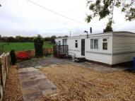 Mobile Home in Caravan Site...