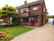 3 bedroom semi detached property in Dunmow Road, Thelwall...