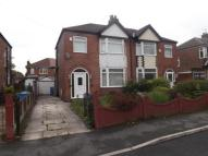 3 bed semi detached home in Audley Avenue, Stretford...