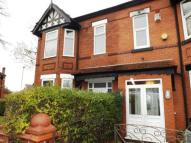 semi detached house in Slade Lane, Manchester...