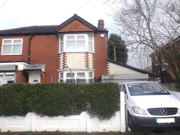 Bed Room House Manchester Longsight Price Semi