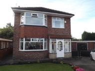 Detached home in Caxton Road, Manchester...